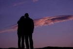 couple-silhouette-istock